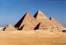 Piramiden  Pyramids